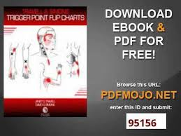 Trigger Point Flip Charts Pdf Travell And Simons Trigger Point Flip Charts Youtube