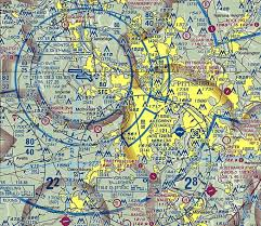 Aviation Charts The Art Of The Aeronautical Chart What Do You See