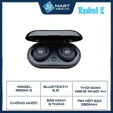 Tai Nghe Xiaomi AirDots Redmi 2 - Mua gì tốt