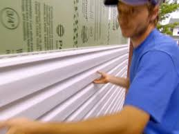 tips on installing vinyl siding