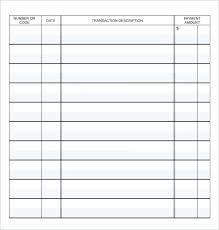 Online Checkbook Register Debit Card Register Printable Andeshouse Co