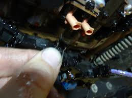how to transgo jr shift kit chevy and gmc duramax diesel forum remove these two wire clips move the wiring harness and reinstall the two wire clips these hold solenoids into the valve body and you could drop and lose
