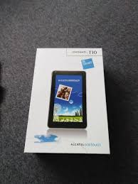 Alcatel one Touch T10 Tablet in 4600 ...