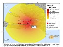 Earthquake In Haiti Gc Capital Ideas