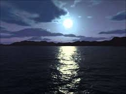 moonlight on water google search painting tutorialsmoonlight