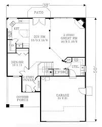 10 best floor plans images on pinterest dream house plans Open Great Room House Plans first floor plan of bungalow craftsman house plan 46118 open concept , two story great room square island in kitchen open kitchen great room house plans