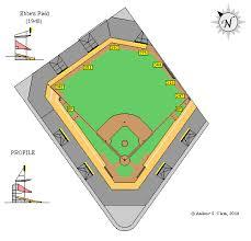Ebbets Field Seating Chart Clems Baseball Ebbets Field