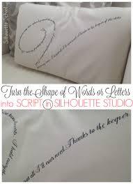 words into script
