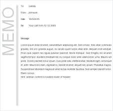 Blank Memo Template Classy Credit Memo Template Memo Writing Sample Pdf Kazakia