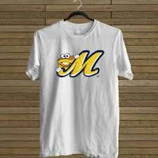 Biscuit Size Chart Details About New Montgomery Biscuits Baseball Logo White T Shirt Tee Usa Size