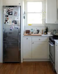 tall counter depth refrigerator. Perfect Tall Refrigerator Tall Skinny Refrigerator Narrow Counter Depth  Silver Kitchen White Wood Floor For T