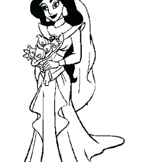 disney princess jasmine colouring pages free coloring pages princess jasmine coloring page jasmine printable coloring pages