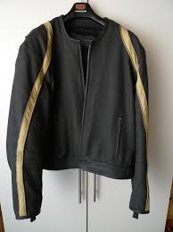 and finally a firstgear jacket size 2xl i ve had the collar repaired worn it for about 6 years now still in pretty good shape but probably could use