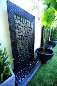 outdoor water wall wall water fountains outdoors garden fountain water features for walls outdoor outdoor wall outdoor water wall