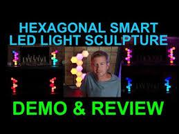 Cololight LifeSmart Yescom <b>Hexagon RGB</b> LED WiFi <b>Smart Light</b> ...