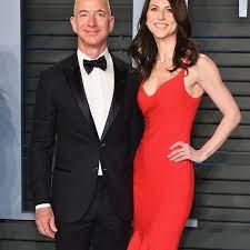 Jeff and MacKenzie Bezos divorce: will ...