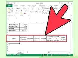 Amortization Schedule In Excel Impressive Mortgage Amortization Schedule Excel Mortgage Amortization