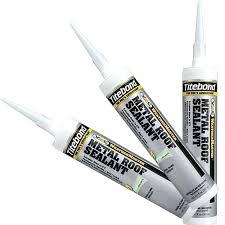 Titebond Metal Roof Sealant Color Chart Metal Roof Sealant