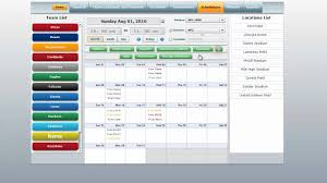 Schedule Table Maker Schedule Generator