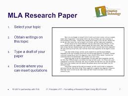 Inserting Images In A Research Paper