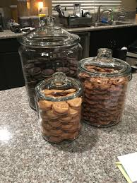 How To Decorate A Cookie Jar My Khloe Kardashian Inspired Cookie Jar With Oreos Decorating 49