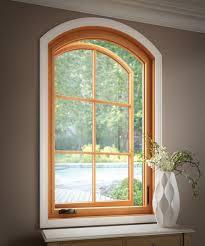 Milgard Essence Series Specialty Shape Windows Ultra Window