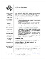 Professional Sample Resume A Professional Resume Template For A ...