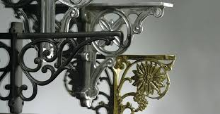 full size of small white hanging basket brackets bracket argos cast iron brass and chrome kitchen