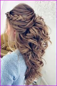 Coiffure Mariage Cheveux Bouclés Mi Long 323238 Coiffure De