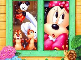 Minnie Mouse Wallpaper For Bedroom Minnie Mouse Wallpapers Wallpaper Cave