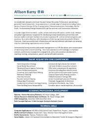 Recruiter Resume Custom Allison B Recruiter Resume 28