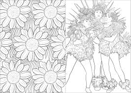 Small Picture Amazoncom Art of Coloring Golden Girls 100 Images to Inspire