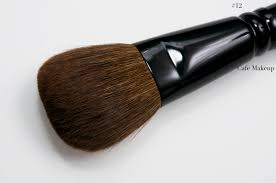 also i live for brushes like brush 12 because they are genius for softly pigmented blushes