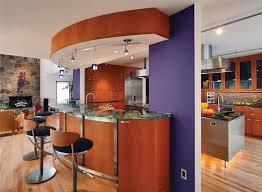 Open kitchen designs Flats Via Homeportfolio Idesignarch Open Contemporary Kitchen Design Ideas Idesignarch Interior