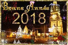 """Résultat de recherche d'images pour """"gifs bonne année 2018"""""""