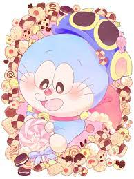 Hinh Doraemon Chibi (Page 1) - Line.17QQ.com