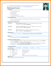 7 Mechanical Engineering Resume Sample New Hope Stream Wood