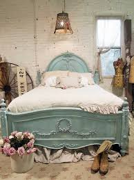 painted cottage furniturePainted Cottage Shabby Aqua Vintage French Bedroom Ideas  Hupehome