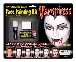 womens vire makeup female vire makeup kit costumes gothic