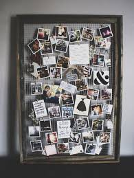 Cool Diy Photo Collage Frame For Dorm Room