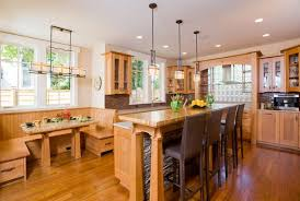 Eat-in Kitchen Designs