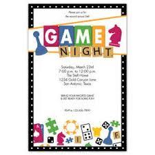 Game Night Invitation Template Free Game Night Flyer Template Rome Fontanacountryinn Com