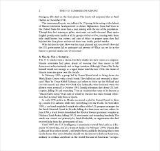 Executive Summary Report Example | Beneficialholdings.info
