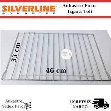Silverline Esty Ankastre Fırın Tepsi Izgara Teli Grill 46x36 Fiyatları ve  Özellikleri