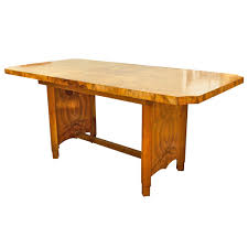 Art Deco Extendable Dining Table At 1stdibs