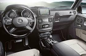 2016 mercedes g wagon interior. Simple Interior 2016 MercedesBenz GClass Interior With Mercedes G Wagon W