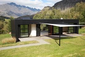 frame transportable prefab home new zealand modern modular