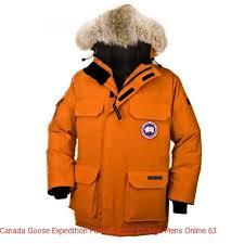 Canada Goose Black Friday Canada Canada Goose Expedition Parka Sunset  Orange Men s Online