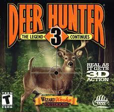 Deer hunting games for teens
