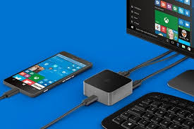 nokia 950 xl. a docking station turns the lumia 950 and xl into lightweight desktops. nokia xl